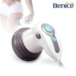 Cuerpo de vibración que adelgaza la máquina online-Benice Beauty Care Anti celulitis Full Body Slimming Shaper Infrarrojo Masajeador pérdida de peso quemador de grasa máquina de vibración de masaje
