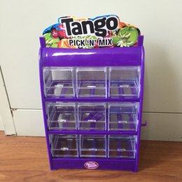 Wholesale Sweet Machines - CANDY MACHINE  PICK N MIX CANDY COLOUR CARRIAGE  CANDY DISPENSER   SWEET SHOP CANDY STORE WITHOUT CANDY PURPLE