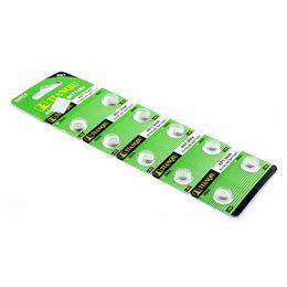 Wholesale Lr621 Button Cell Battery - Batteries Button Cell Batteries YCDC 2017 NEW TOP Watch Coin Cell Battery AG1 10pack=100Pcs1.5V 364 LR621 164 531 SR60 SR621SW 1.55V mercury