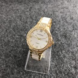 Wholesale China Designer Watches - China Watches White Gold Diamond Gold Diamond Watches Full Diamond Watches Man Men Automatic Men Wholesale Womens Womens Designer