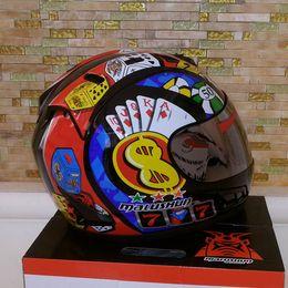 Wholesale Race Face Carbon - MALUSHUN zhengpin racing motorcycle helmet
