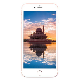 Wholesale Bars Screens - Touch ID 4GB 32GB Goophone X i7 i8 Plus V6 4G LTE 64-Bit Octa Core MTK6753T 3D Touch 5.5 inch IPS 1920*1080 FHD GPS 13.0MP Camera Smartphone