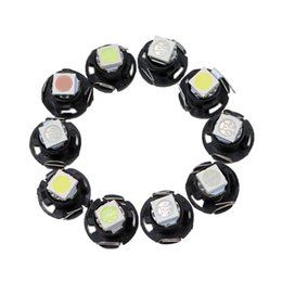 Wholesale Climate Control - T4.7 Wedge LED Bulbs Car Truck Auto HVAC A C Climate Heater Panel Controls Replacement Light 12V for 2003-2011Dodge Dakota