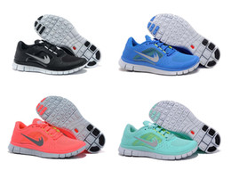 Wholesale Cheap Brown Bags - Free Run 5.0 Low Cut For Men&Women Cheap Sneakers High Quality Running Jogging Walking Lightweight Shoes Come With Receipt Bag Sock Box