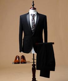 Wholesale Dresses Extra Pieces - Men's Dresses Tailor-made Normal Style Extra-Large Size Fabrics Fabrics Color Suit Tuxedo Pants Vest Shirt Contact Us
