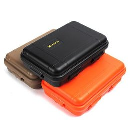 Wholesale Camping Hiking Storage - Outdoor Gear Shockproof EDC Outdoor Survival Gadgets Storage Case Outdoor Waterproof Case Travel Kit for Camping Hiking Fishing