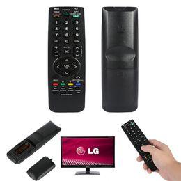 2019 lg 3d led Wholesale-Remote Control Controller Replacement for LG TV smart lcd led HD AKB69680403 32LG2100 32LH2000 32LH3000 32LD320 3D Smart TV Use скидка lg 3d led