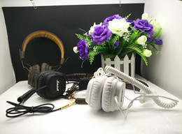 Auriculares bluetooth hi fi online-2018 Marshall Major I II auriculares Clonar con micrófono Deep Bass DJ Hi-Fi Headset HiFi Headset Professional DJ Monitor inalámbrico para auriculares