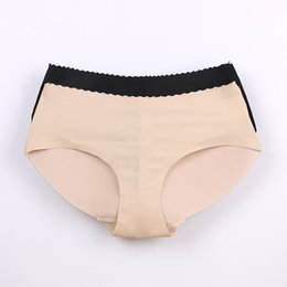 Wholesale Shaping Panties - Seamless Bottoms Up Wedding Bride Underwear(Bottom Pad Panty,Sexy Lingerie, Panty,Body Shaping) Woman Underwear