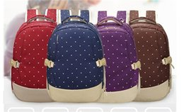 Wholesale Purple Art Canvas Large - Hot Sale Mummy Nappy Bag Brand Large Capacity Baby Bag Travel Backpack Multifunctional Mummy Backpack Diaper Bag Bagpack Canvas Backpack