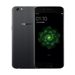Wholesale oppo player - Original OPPO R9s Plus Cell Phone 6GB RAM 64GB ROM Snapdragon 653 Octa Core 6.0inch FHD 16.0MP Fingerprint Fast Charging 4G LTE Mobile Phone