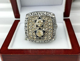 Wholesale Dallas Cowboys Championship Rings - 1977 Dallas Cowboys Championship Ring with Free Shipping from rens_outlets