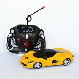 Wholesale Gravity Wheels - Remote control car racing toy car steering wheel music gravity induction charging electric cars