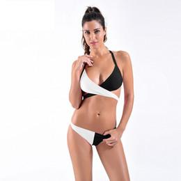 Wholesale Bikini Brazil - 2017 new Brazil bikini European and American bikini swimwear can be customized sexy swimsuit