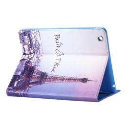 Wholesale Cute Leather Case For Tablet - For iPad 2 3 4 air2 Mini 3 2 1 Cartoon Cute Retro Flip Leather Tablet Case Cover for Mini2 Mini3