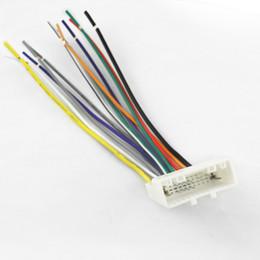 Wholesale Audio Harness - FEELDO 15Pin Car Audio Stereo Wiring Harness Adapter For Nissan Subaru Infiniti Install Aftermarket CD DVD Stereo SKU#:4241