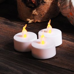 Wholesale Color Changing Candles Remote - Wax Candles LED Color Candles Changed With Remote Control Timer Unity Candle Ceremony Christmas Day Gifts Romantic Candles