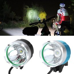 Wholesale Led Rings For Headlights - 2000 Lumen XM-L T6 LED Waterpoof Bicycle Headlight Lamp For Bike Cycling Bike Bicycle Front Light USB &O-ring Hot sale