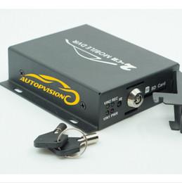 Wholesale Detection Alarm - HD 2CH CAR DVR with motion detection   alarm recording   manual recording AT