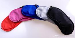 Máscara de ojos Cubierta de la siesta Resto de viaje Cuidado de la piel profesional Tratamiento de la salud Variedad de sueño Opciones de color Y143 desde fabricantes