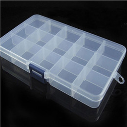 Wholesale Product Containers Wholesale - Wholesale- New Multifunctional Fishing Tackle Box Lure Box Bait Storage Container Fishing Product Free Combination Module