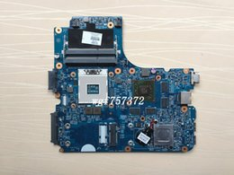 2019 motherboard 755 Für HP ProBook 4540S 4740S 4441S 4540s Motherboard HM76 683493-001 601 HD7650M 1 GB DDR3 Intel Notebook Systemboard