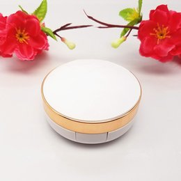 Wholesale Homemade Boxes - Wholesale- Air Cushion Foundation Empty Case BB Cream Puff Empty Box Homemade DIY Replacement Packing Calm Makeup Bottles