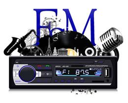 автомобильное зарядное устройство dvd Скидка JSD-520 12V Bluetooth Автомобильный радиоприемник Стерео Аудио 5V-зарядное устройство USB SD AUX Автоэлектроника In-Dash Авторадио 1 DIN NO DVD