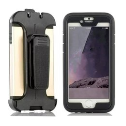 Wholesale hybrid case for iphone 5c - Armor Hybrid Layer 3 in 1 Shockproof Heavy Case with Kickstand for iphone 6 6s 5c 5s Samsung s5 s6 note3 note4 OppBag