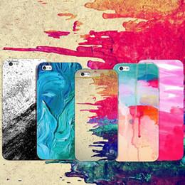 2019 iphone cover graffiti Cas de téléphone pour iphone X iPhone 7 8 6 6 s plus 5 s 5E dessiner Graffiti Case Design personnalisé doux TPU mince de protection arrière couverture imprimée cas GSZ005 iphone cover graffiti pas cher