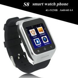 telefoni 3g guardare Sconti ZGPAX S8 Smart Watch 1.54