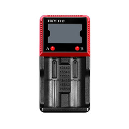 Wholesale Wholesale Li Ion Aa Rechargeable - Battery Charger,LCD Display Speedy Smart Charger for Rechargeable Batteries Ni-MH Ni-Cd AA AAA Li-ion LiFePO4 IMR 10440 14500 16340 18650