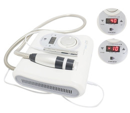 Wholesale Electroporation Mesotherapy - Cryo Cool Hot Electroporation No Needle Mesotherapy Skin Face Lifting Machine