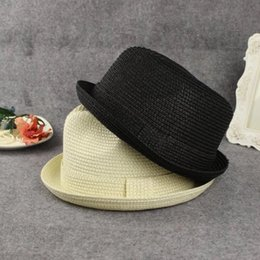 Wholesale Travel Straw Hats For Women - Womens Fashion Straw Hats Spring and Summer Beach Sun Hat Outdoor Soft Cap for Holiday Travel
