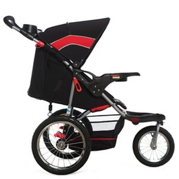 Wholesale Baby Big Wheel - Wholesale- In stock! Europe big baby stroller 3 wheels big baby stroller export quality