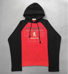 Wholesale Hip Hop Models - Hop sell yeezus hip hop long sleeves plus loose casual loose men and women couple models championne hooded sweater