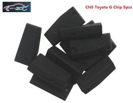 Wholesale Used Car Keys - 5pcs x CN5 car key chip copy For Toyota G auto transponder chip YS31 CN5 G Chip Used for CN900 and ND900