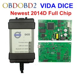 Wholesale pro dice - Full Chip For Volvo Vida Dice 2014D Diagnostic Tool Multi-Language For Volvo Dice Pro Vida Dice Green Board Firmware Update