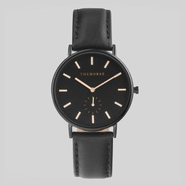 Wholesale Alloy Table - 2017 explosive type THE HORSE watch men and women fashion wild watch Europe and the United States retro couples table, popular front, except