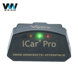 Wholesale Icar Wifi Vgate - Wholesale- Vgate iCar Pro Bluetooth 4.0 WIFI OBD2 Scanner For Android IOS Car Diagnostic Tool ELM327 V1.5 iCar Pro Bluetooth WIFI Scanner