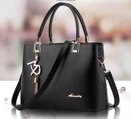 Wholesale Dropship Lady Bags - Wholesale 2017 Fashion luxury handbags women bags designer ladies' purse bolsas messenger bags shoulder bags Dropship