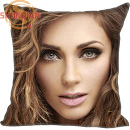 Wholesale Hospital Sales - Wholesale- Hot Sale Anahi Pillowcase Wedding Decorative Pillow Case Customize Gift For Pillow Cover A311&117