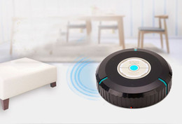 Wholesale Paper Dust - New Random Smart Cleaner Robot Mop Automatic Dust Cleaner AUTO CLEANER ROBOT Japan sweeping robot toy automatic sweep lazy supplies 002936