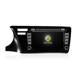 Wholesale Honda City Dvd Player Gps - 2015 HONDA city 8inch car DVD with quad core A9,GPS, DVD, RDS, WiFi, BT, Mirror link, USB, 3G, split screen, screenshot