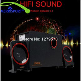 Wholesale Gaming Computer Laptops - Wholesale- 2.1 USB Computer Speakers with Bass Subwoofer & Dual Stereo Satellite Speakers For Computer, Laptop, PC, Phone, PSP and Gaming