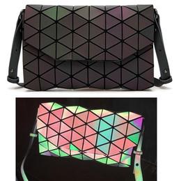 Wholesale Patchwork Heart Pattern - 2017 New Women Handbag Patchwork Lattice Shoulder Crossbody Bags Messenger Bag Geometric patterns