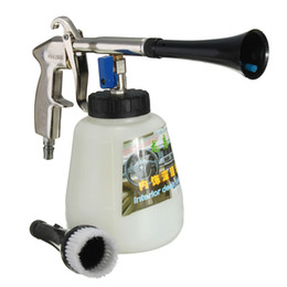Wholesale Pressure Wash Car - Wholesale-Hot Sale multifunctional high pressure Air Opearted car washer equipment foam gun car pistoal cleaning gun car washing tool