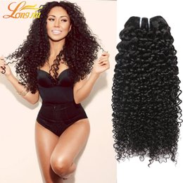 "Wholesale Extensions Colors Curly - Malaysian Human Hair 7A Kinky Curly Human Hair Extensions Wholesale Price Silky Malaysian Hair Weave Mix length 8""-28"" 100%Unprocessed"