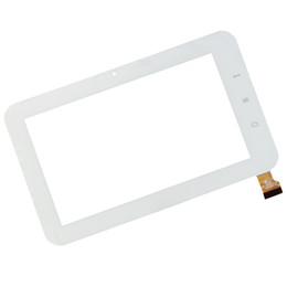 """Wholesale Capacitive Table - Wholesale- 7"""" Inch OEM Compatible with FPC-TP070413-00 Capacitive Touch Screen Panel Glass For BLU Table PC 190*116mm"""
