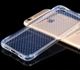 Wholesale Iphone 5c Soft Transparent - TPU Soft Ultra Thin Dustproof Dull Polish Anti Fingerprints Protective Case For Iphone 6 6plus 5s 5c SE cell phone Cover free Mix Order